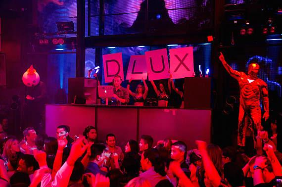 Eric D Lux at Marquee