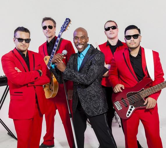 "Eric Jordan Young's ""Shakin'"" at Planet Hollywood Resort & Casino's Sin City Theatre"
