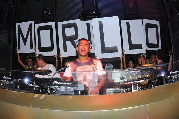 Erick Morillo DJs at TAO