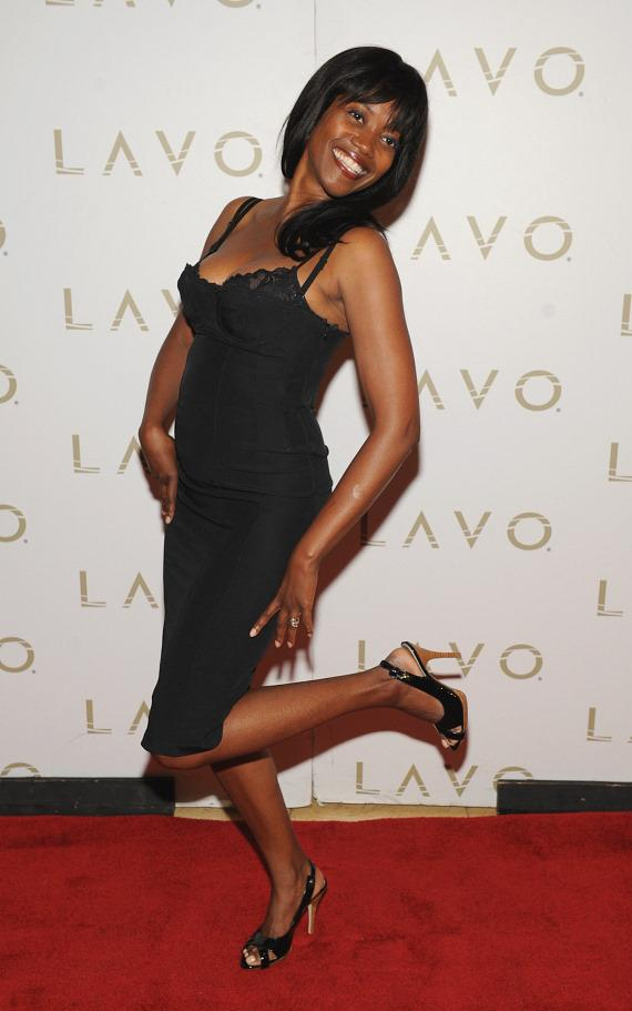 Erika Alexander at LAVO