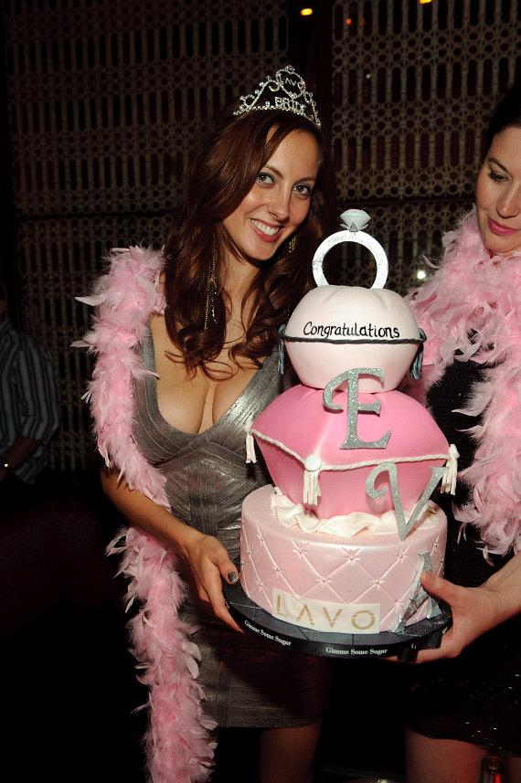 Eva Amurri's Bachelorette Party at LAVO