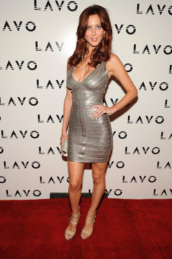 Eva Amurri on red carpet LAVO