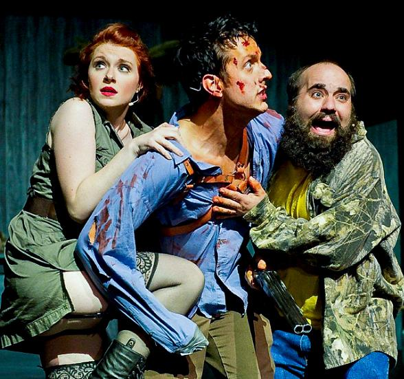 Evil Dead: The Musical Kicks Off Anniversary Weekend with Blood Drive Friday June 21
