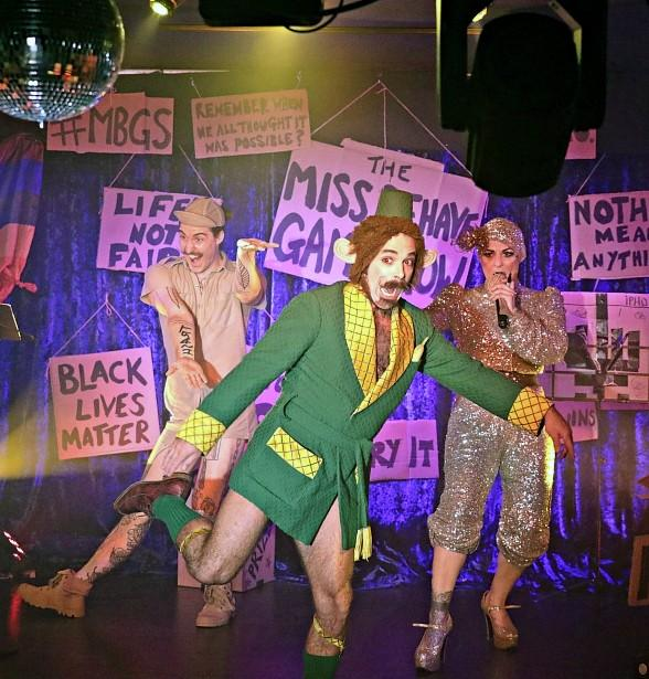 """The """"Miss Behave Gameshow"""" Celebrates Grand Opening at Bally's Las Vegas"""