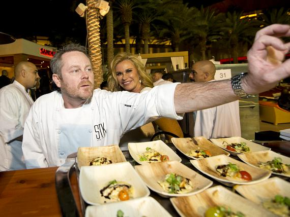 Executive Chef Stephen Hopcraft (STK Las Vegas)