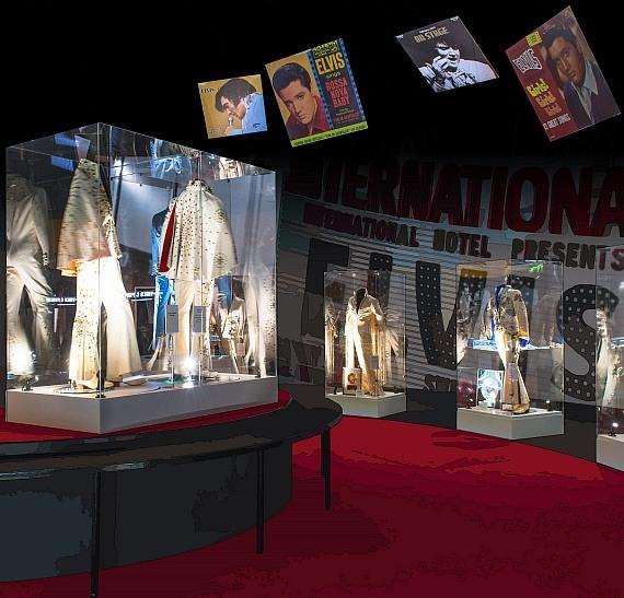 """Graceland Presents ELVIS: The Exhibition - The Show - The Experience"""