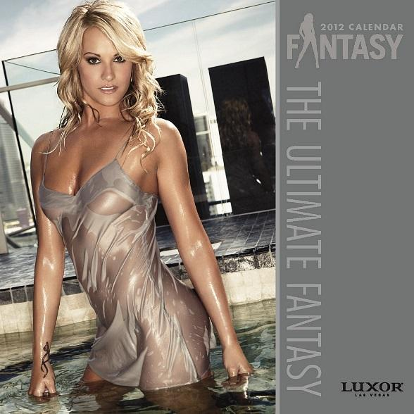 FANTASY Introduces 2012 'Ultimate FANTASY' Calendar