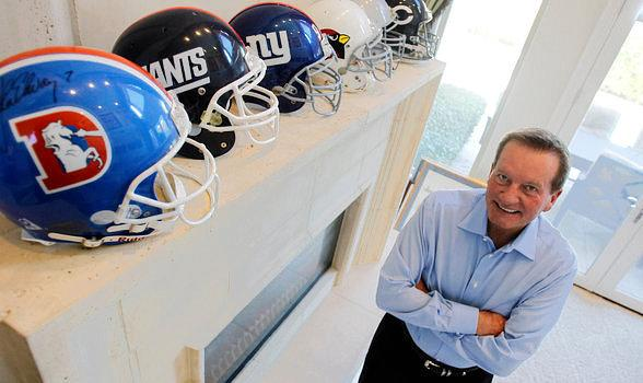'On Air with Robert & CC' to Interview Former NY Giants Head Coach Jim Fassel at PBR Rock Bar Feb. 1