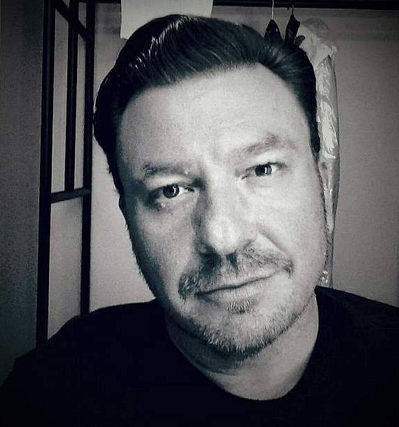 Comedian/Author Andy Martello