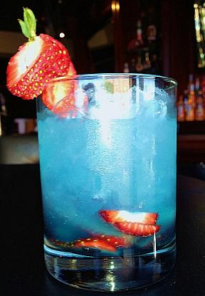 FIRST Place cocktail