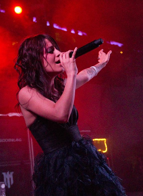Flyleaf at The Hard Rock Beach Club