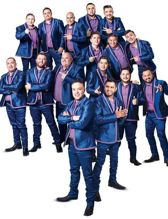 La Original Banda El Limón to Perform at Primm