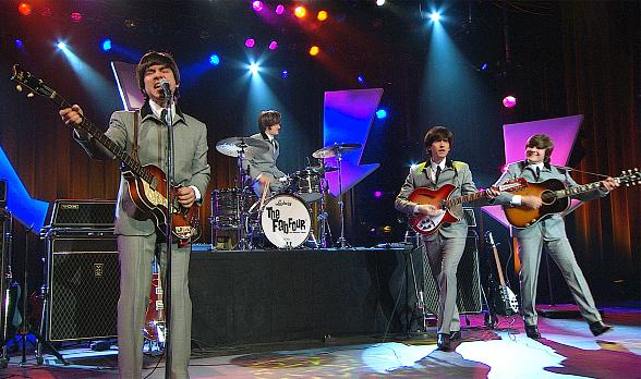"""""""The Fab Four The Ultimate Tribute"""" Brings Beatlemania to the Suncoast Showroom Dec. 26-27"""