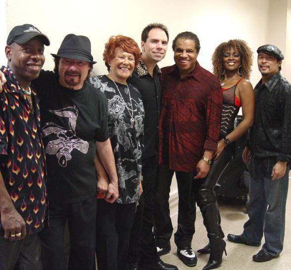 """The Family Stone Brings Classic Funk to """"Everyday People"""" at The Orleans Showroom Jan. 1-2"""
