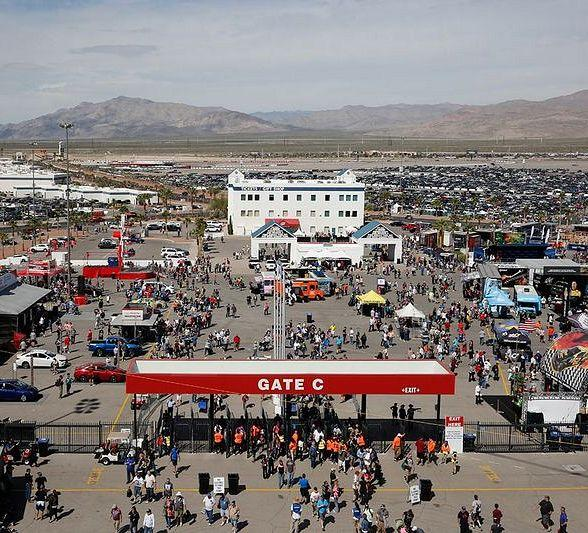 """350 Fest"" to Provide Full Day of Family Fun at LVMS on Oct. 1"