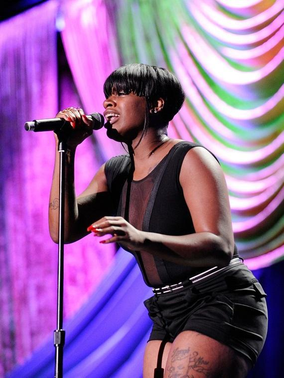 Fantasia sings her heart out at 8th Annual Ford Hoodie Awards