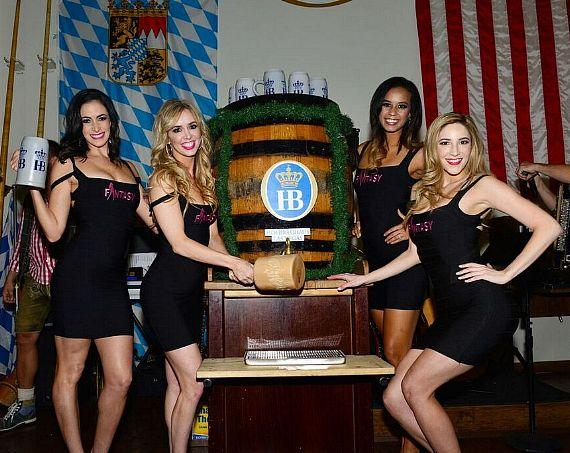 The Ladies of Fantasy at Hofbräuhaus Las Vegas