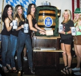 The Ladies of FANTASY, Dirk Vermin and the Douglas J. Greene Memorial Foundation Celebrate Oktoberfest at Hofbrauhaus Las Vegas