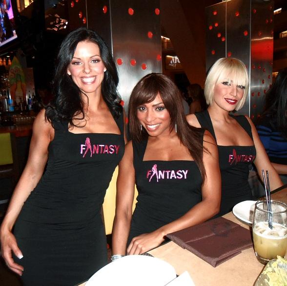 The Ladies of FANTASY Celebrate Annual East  Coast Countdown at Tacos &amp; Tequila