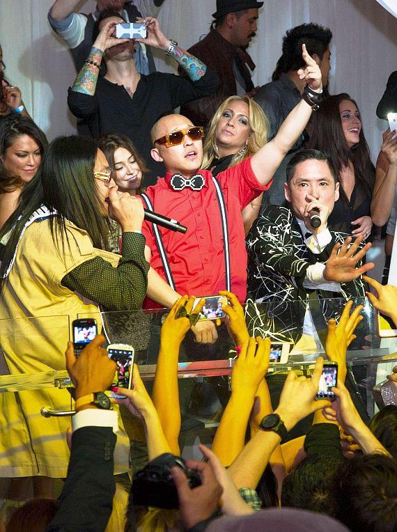Far East Movement at PURE Nightclub
