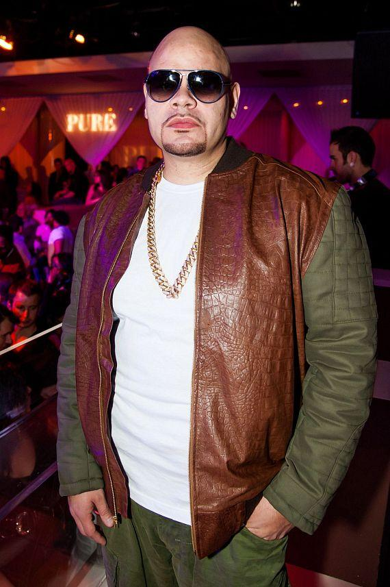 Fat Joe at PURE Nightclub