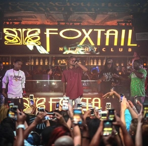 Fetty Wap Performs at Foxtail Nightclub at SLS Las Vegas