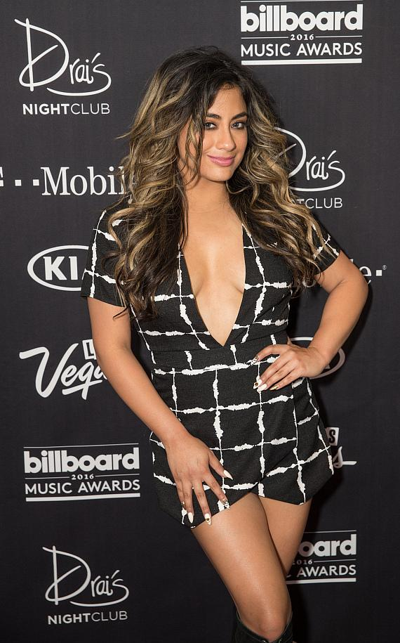 Fifth Harmony's Ally Brooke Attends the Official Billboard Music Awards After Party at Drai's Nightclub in Las Vegas