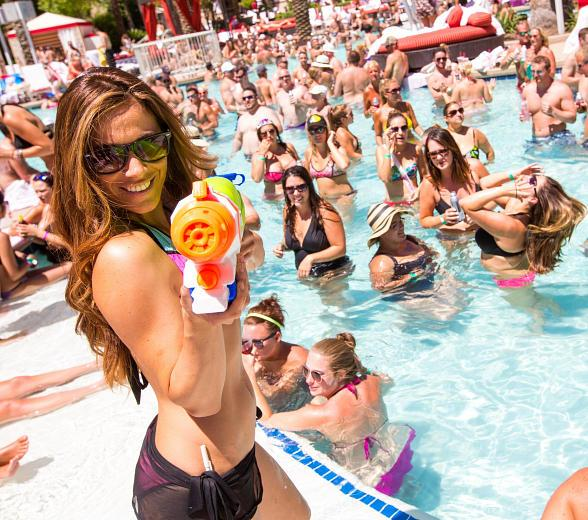 Caesars Entertainment Las Vegas Resorts are Kicking Off May with a Bang