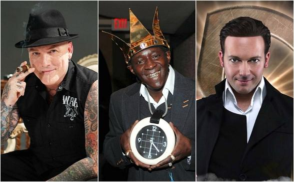 Meet Rapper Flavor Flav, Tattoo Artist Dirk Vermin and Magician David Goldrake at the 3rd Annual