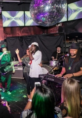 Flavor Flav Hosts His Birthday Bash at Rockhouse Las Vegas
