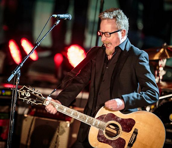 Flogging Molly performs at Boulevard Pool at The  Cosmopolitan of Las Vegas