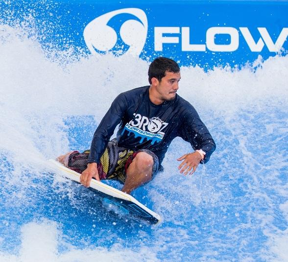 The FLOW Tour Returns to the FlowRider at Planet Hollywood Resort & Casino in Las Vegas