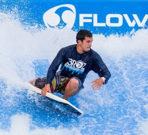 The FlowTour Hits the FlowRider at Planet Hollywood Resort & Casino