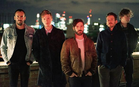 English Rock Band Foals to perform at Brooklyn Bowl Las Vegas