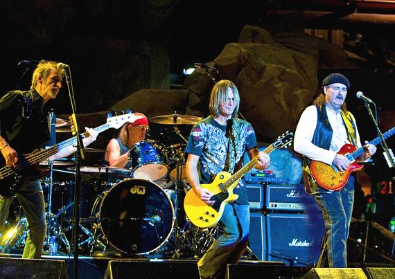 Foghat to Play The Orleans Showroom Jan. 29-30, 2011