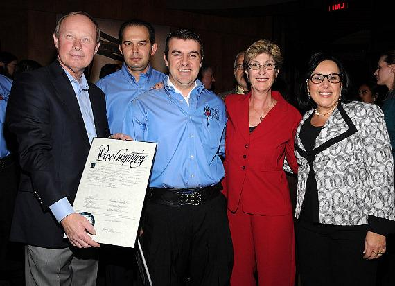 The City and the Country declare 11/9 as Fogo de Chão Day in Las Vegas