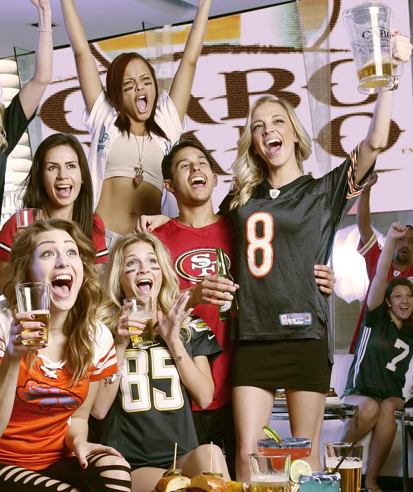 Cabo Wabo Cantina to Kick Off Football Playoffs with Food and Drink Specials