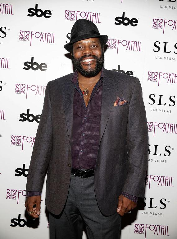 Chad L. Coleman at Foxtail on New Year's Eve