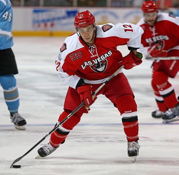 Las Vegas Wranglers Sign Chris Francis as First 2013-14 Player