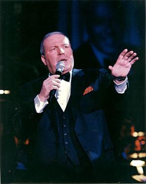 Frank Sinatra Jr. Sings Father's Hits at Cannery Casino & Hotel in North Las Vegas