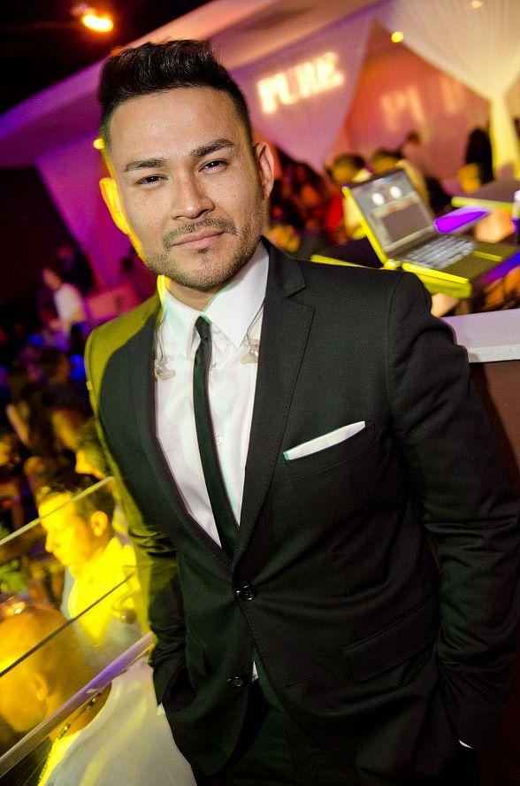 Latin R&B Sensation Frankie J Kicks Off Cinco de Mayo Weekend with Live Performance