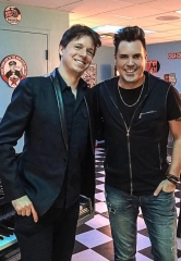 """World-Famous Violinist Joshua Bell attends """"Frankie Moreno – Under The Influence"""" at Planet Hollywood"""