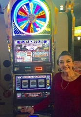 Another Wheel of Fortune Millionaire Made at Paris Las Vegas