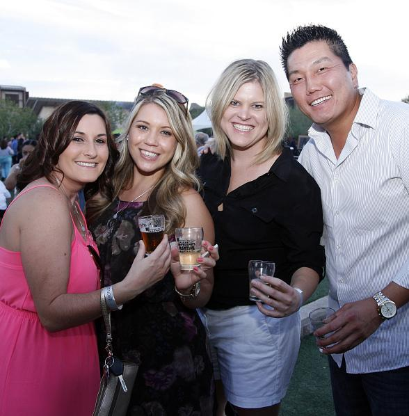 "Toast a Night Filled with Fine Wine and Beer at Springs Preserve's ""Grapes and Hops"" in Las Vegas"