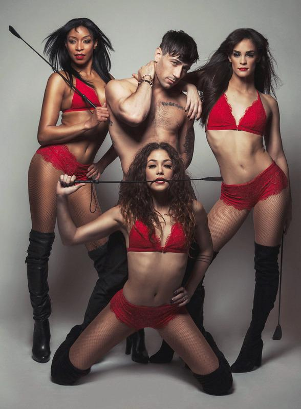 "Sexy Modern Dance Show ""Reverie"" opens at Bally's Hotel & Casino"