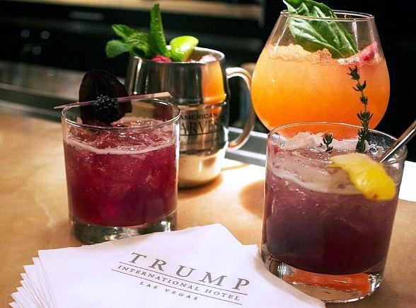 DJT Lounge at Trump International Hotel Las Vegas rolls out Inventive Mixology Program