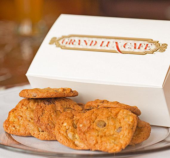 Grand Lux Cafe Chocolate Chip Cookies
