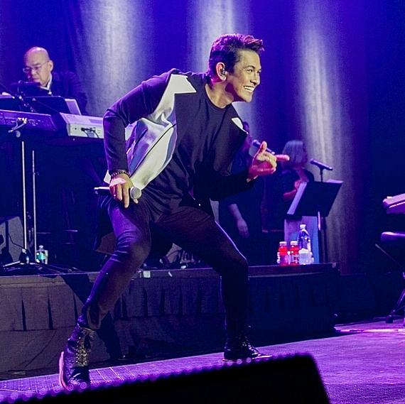 Gary Valenciano takes over M Pavilion