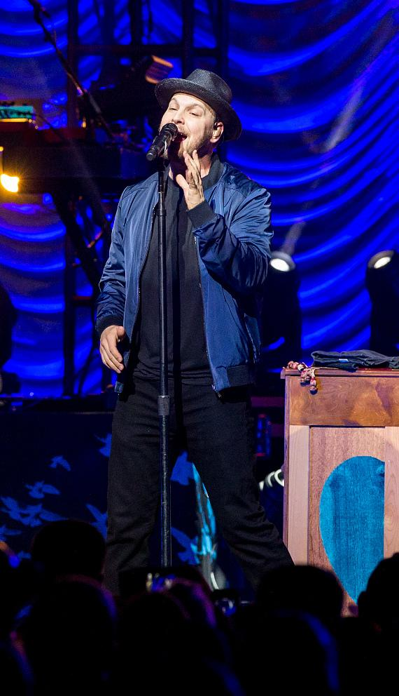 Gavin DeGraw performs at the Cosmopolitan of Las Vegas