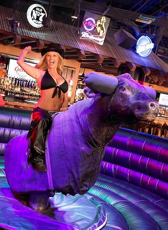 """""""WANTED: Dead or Alive"""" at Gilley's Saloon, Dance Hall & Bar-B-Que's Halloween Celebration"""